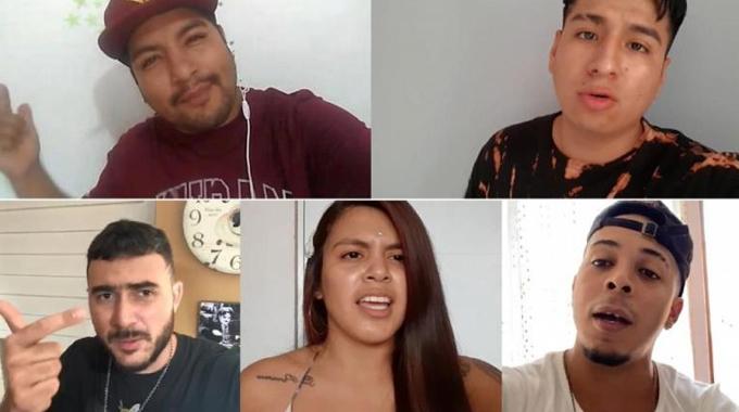 Cursos online gratuitos de Rap para concientizar a los jóvenes peruano