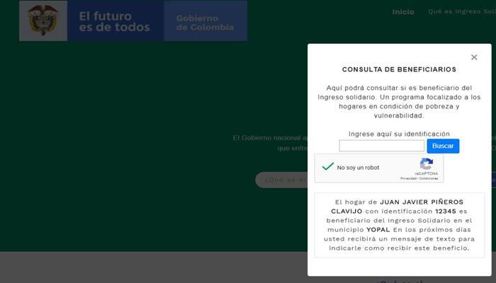 Subsidio Solidario